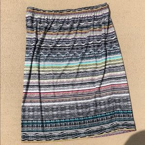 Maurice's skirt size large